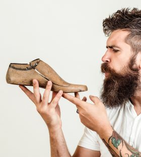 15 of the Best Shoe Tattoo Ideas and Designs