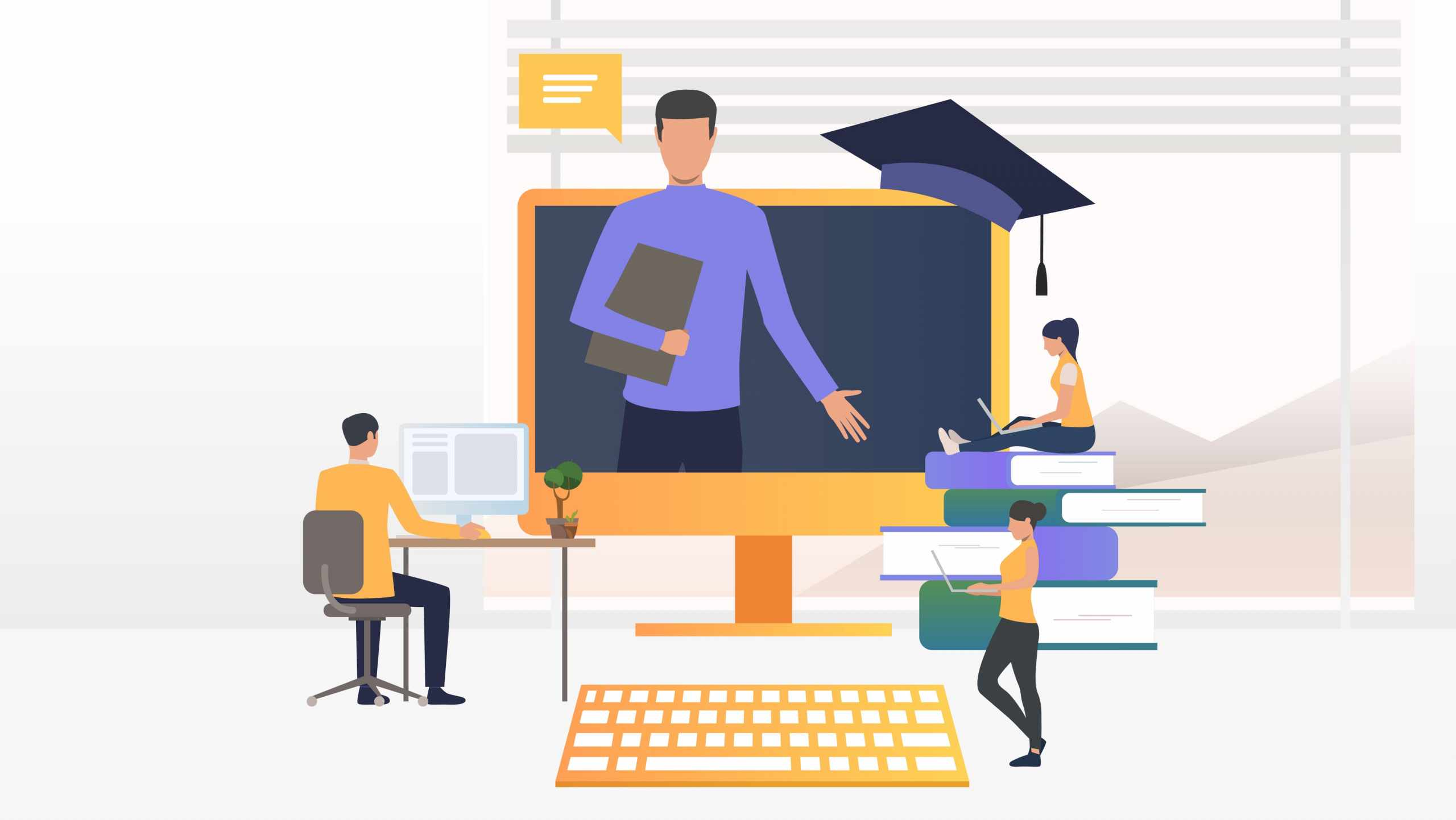 Software Help in Management of Educational Institute
