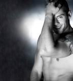 Men Tattoo designs bright photo