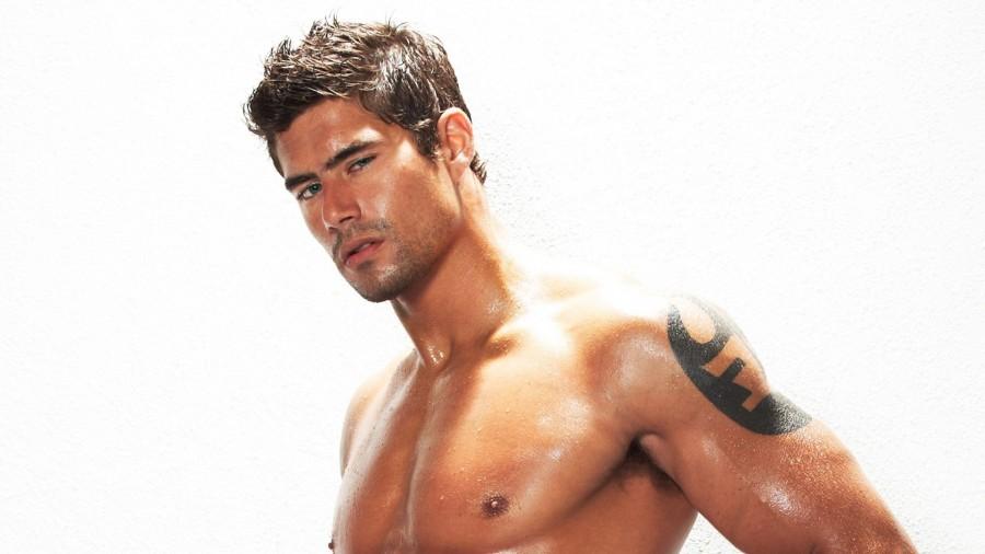Men Tattoo designs shiny men