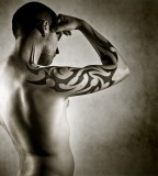 arm tattoo designs modeling