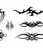 small tattoo designs few