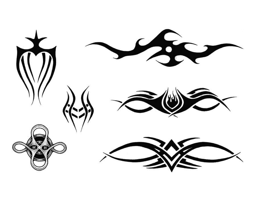 small tattoo designs few