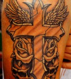 tattoo cross designs DC