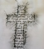 tattoo cross designs bible words