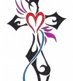 tattoo cross designs consept