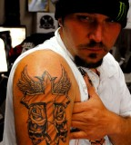 tattoo cross designs men