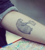 Cute-bear-tattoo