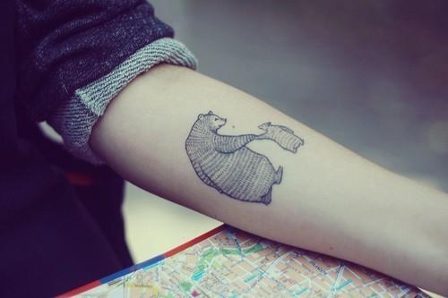 Cute-bear-tattoo
