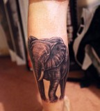 Nice-elephant-tattoo