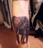 Nice-elephant-tattoo