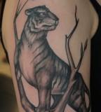 Tiger-sleeve-tattoo