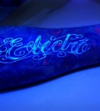 blacklight tattoo electric