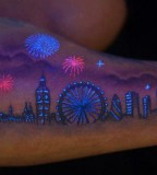 blacklight tattoo london