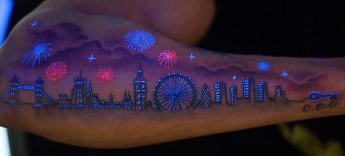 blacklight tattoo london