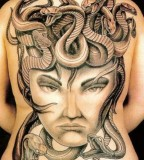 tattoo picture gallery snake head