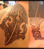 tattoo picture gallery two in one