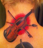 violin-tattoo