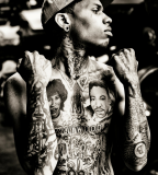 all body tattoo for man hollywood
