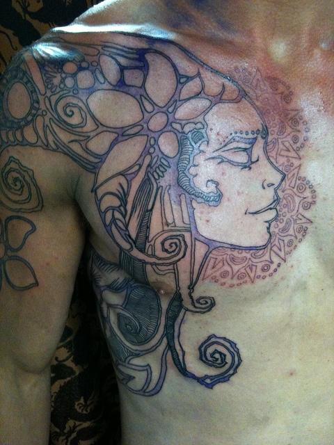 energy tattoo positive energy tattoo