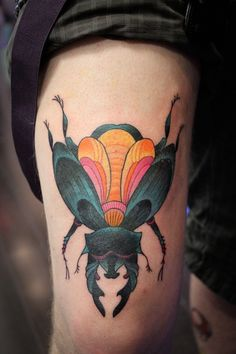 insect-tattoo-bright-bug-on-arm