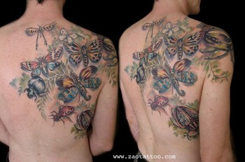 insect-tattoo-bugs-and-butterflies