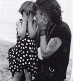 johnny depp tattoo johnny and daughter
