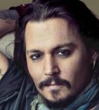 johnny depp tattoo scull and crossbones