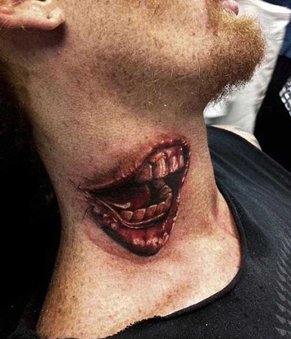 Realistic tattoos