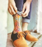 tattoo design for men leg tattoo