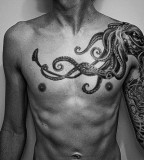 tattoo design for men octopus