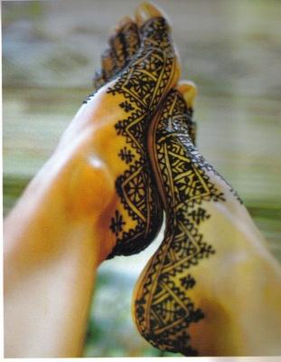 lace tattoo feet blackwork