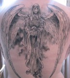 amazing angel  ink