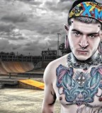 fabrice petre tattoo photography guy with x men cap