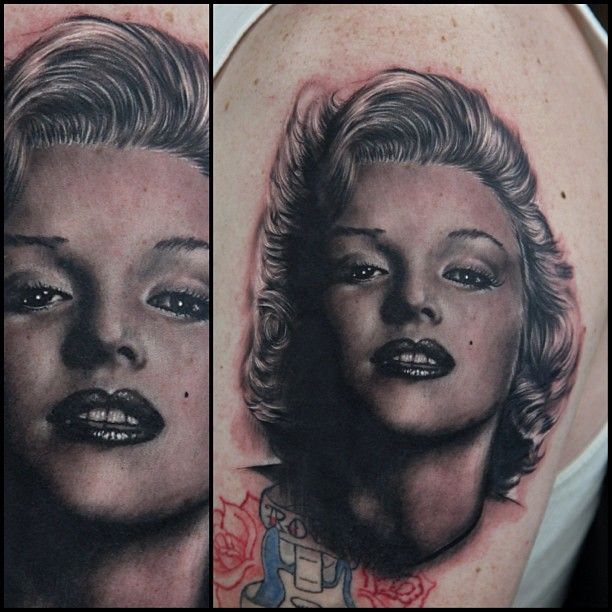 Tattoos by Rich Pineda