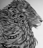 Amaizing lions tattoo