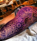 Amazing Mandala design tattoo