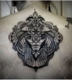 Amazing tattoo  by David Hale