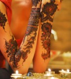 Awesome Mehendi design tattoos