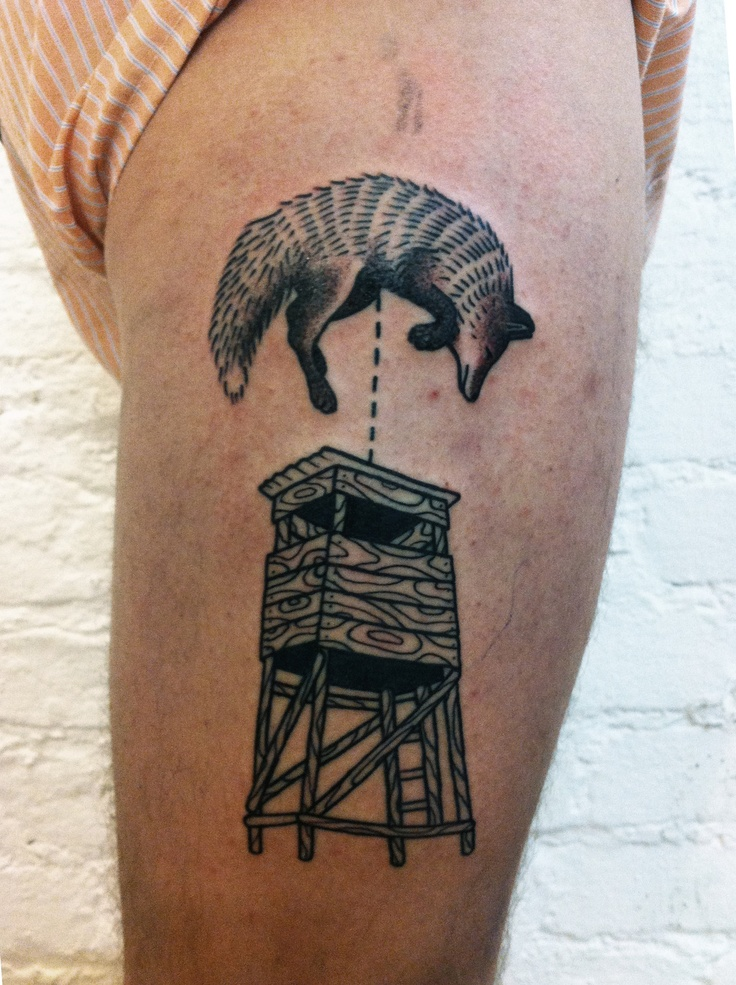 Tattoos by Philippe Fernandez