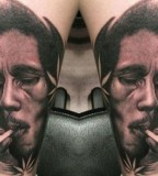 Bob Tyrell tattoo king