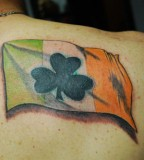 Glorious Irish tattoos