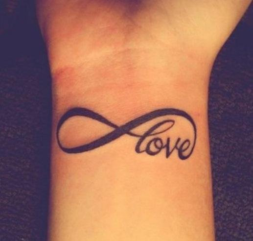 Great love tattoo