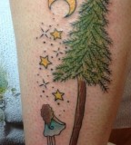 Grimms fairy tale tattoo
