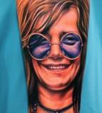 Janis Joplin tattoo