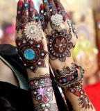 Mehendi style tattoos awesome lines and harmony