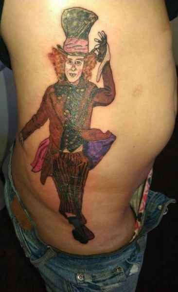 Most inexplicable and weird tattoo of celebrities