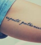 Pretty quite tattoo
