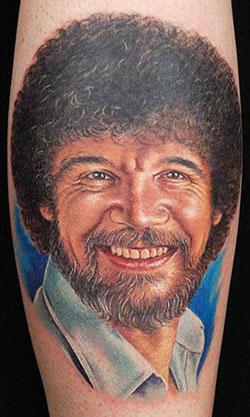 Shein Oneil tattoo by Bob Tyrell