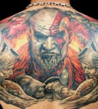 Tapiture tattoo by Miroslav Pridal